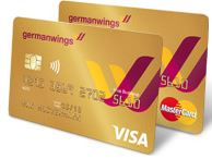 Germanwings Gold Card