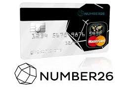 Number26: Kreditkarte beantragen und Dauer super kurz halten