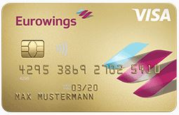 Eurowings Gold Card